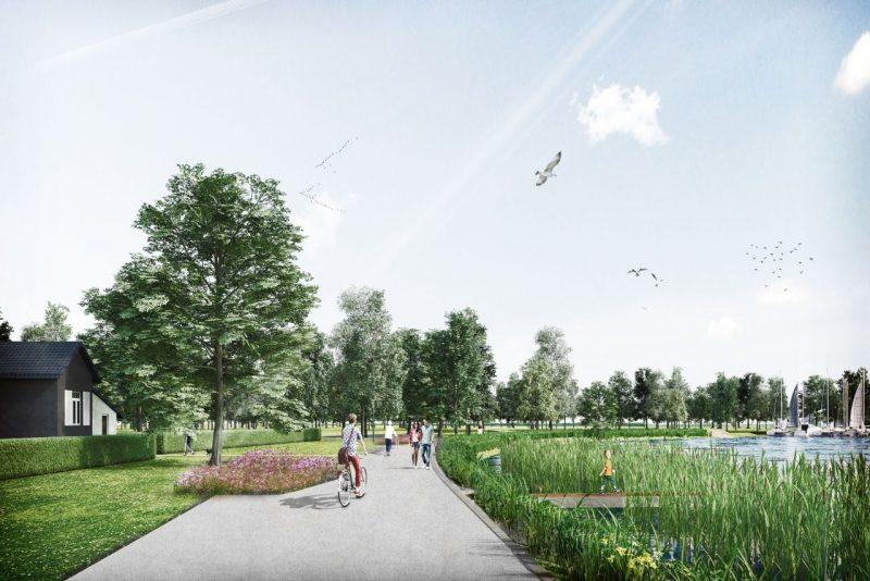 Entwurf Neugestaltung, Quelle: Glaßer & Dagenbach Landschaftsarchitekten