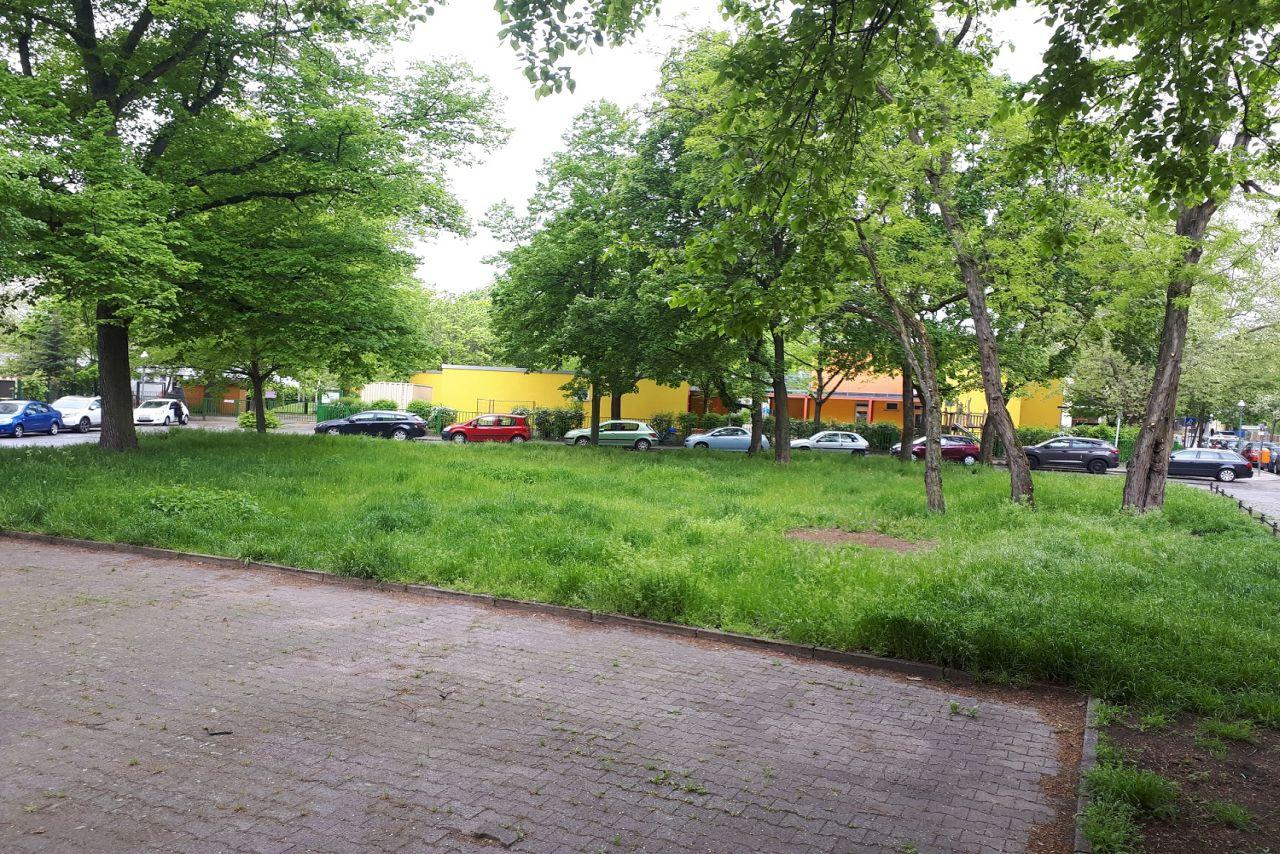 Spielplatz zwischen Blumenstraße und Feldstraße