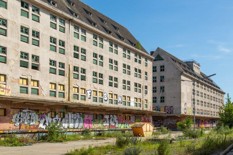 Speicher vor der Sanierung, Quelle: Buwog Group GmbH