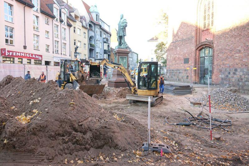 Umbau Reformationsplatz