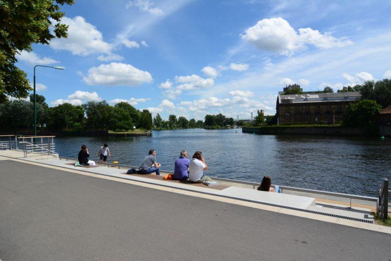 Zugang zur Havel