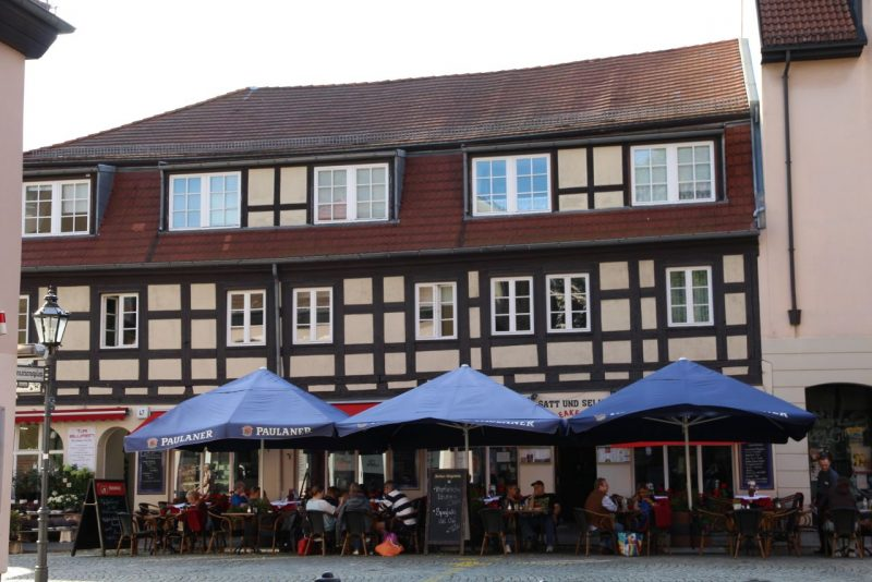 Gastronomie in der Altstadt