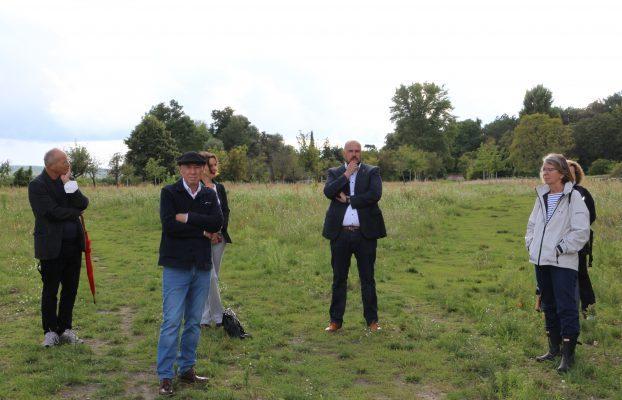 Gutspark Neukladow – Nächster Planungsschritt zur Erneuerung der öffentlichen Grünanlage ist abgeschlossen