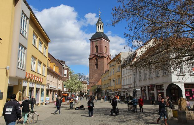 Umbau Altstadt