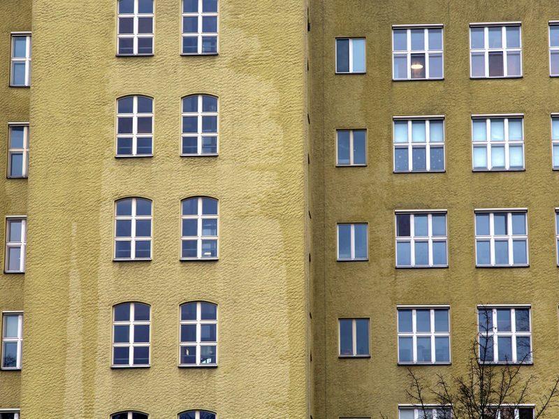 Fassade des Carossa Quartiers