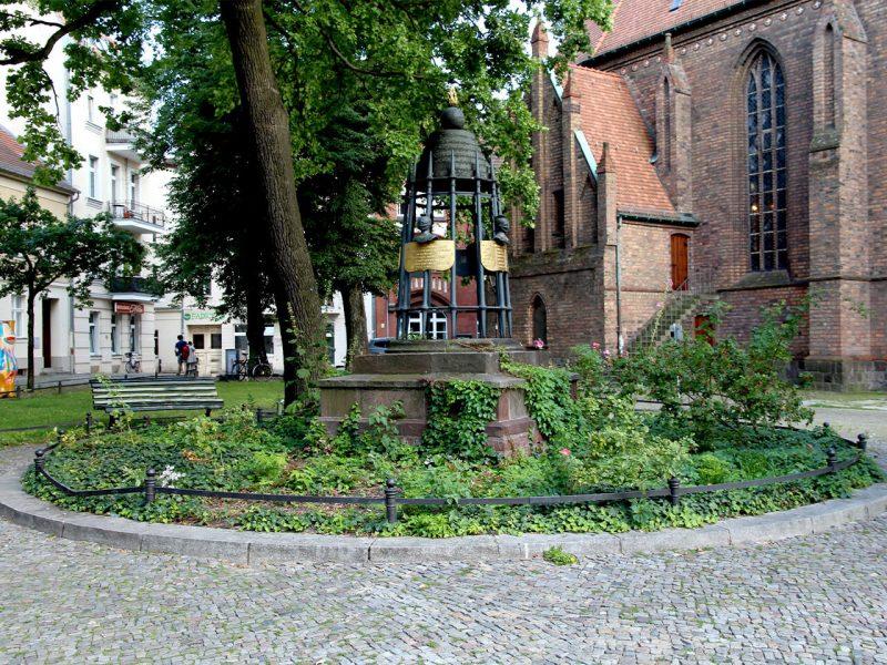 Der Reformationsplatz