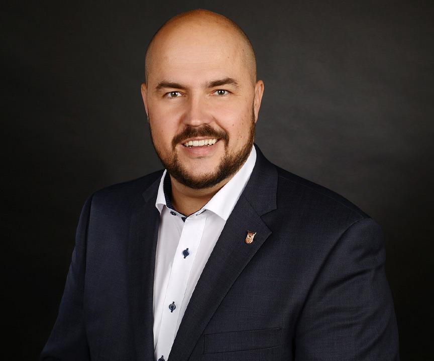 Frank Bewig, Bezirksstadtrat für Bauen, Planen und Gesundheit
