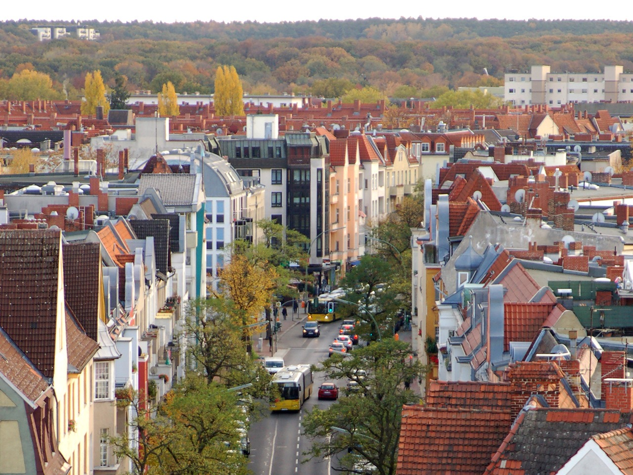 Verkehrsbaumaßnahmen Pichelsdorfer Straße, Götel- und Betckestraße