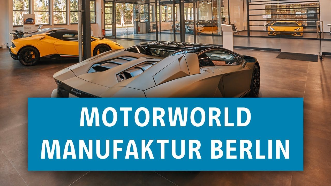 Motorworld Manufaktur Berlin