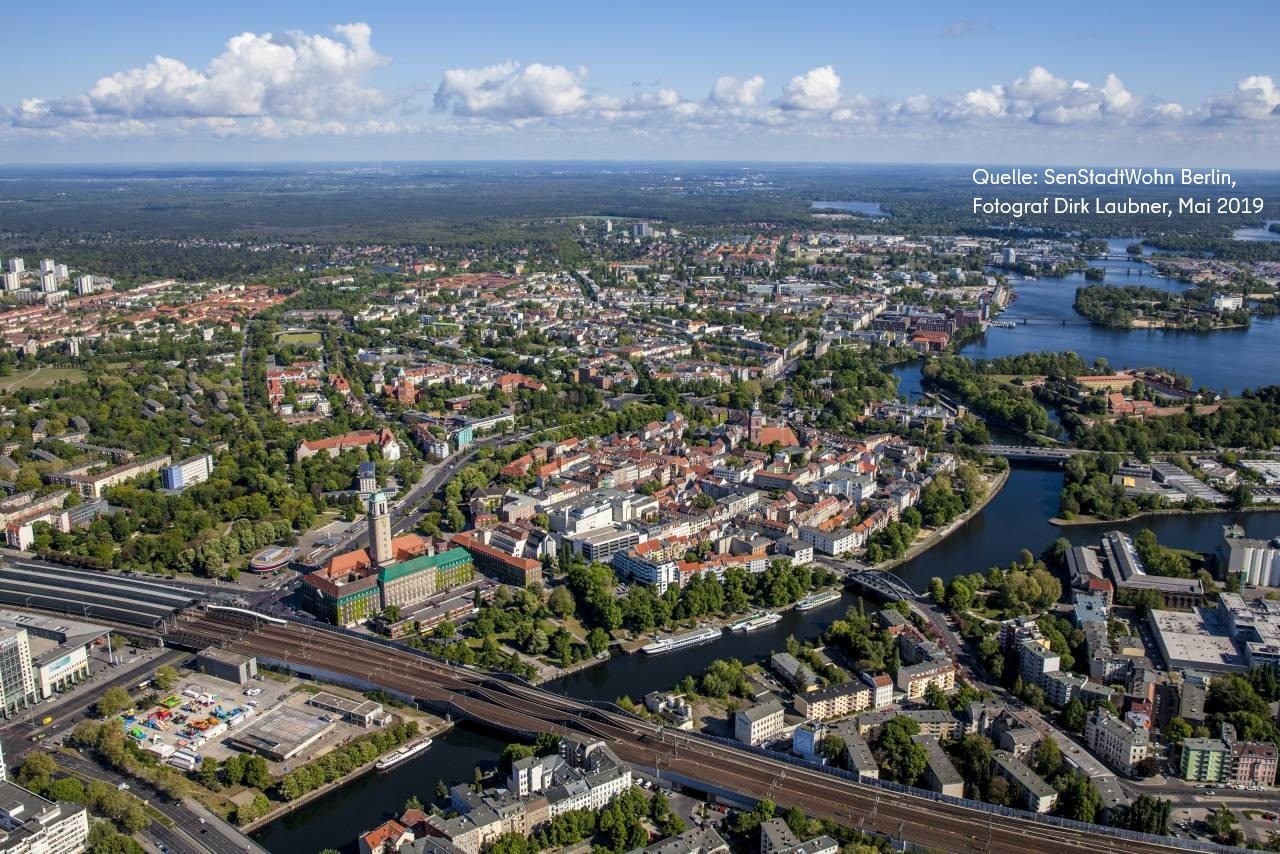 Städtebauförderung in Spandau
