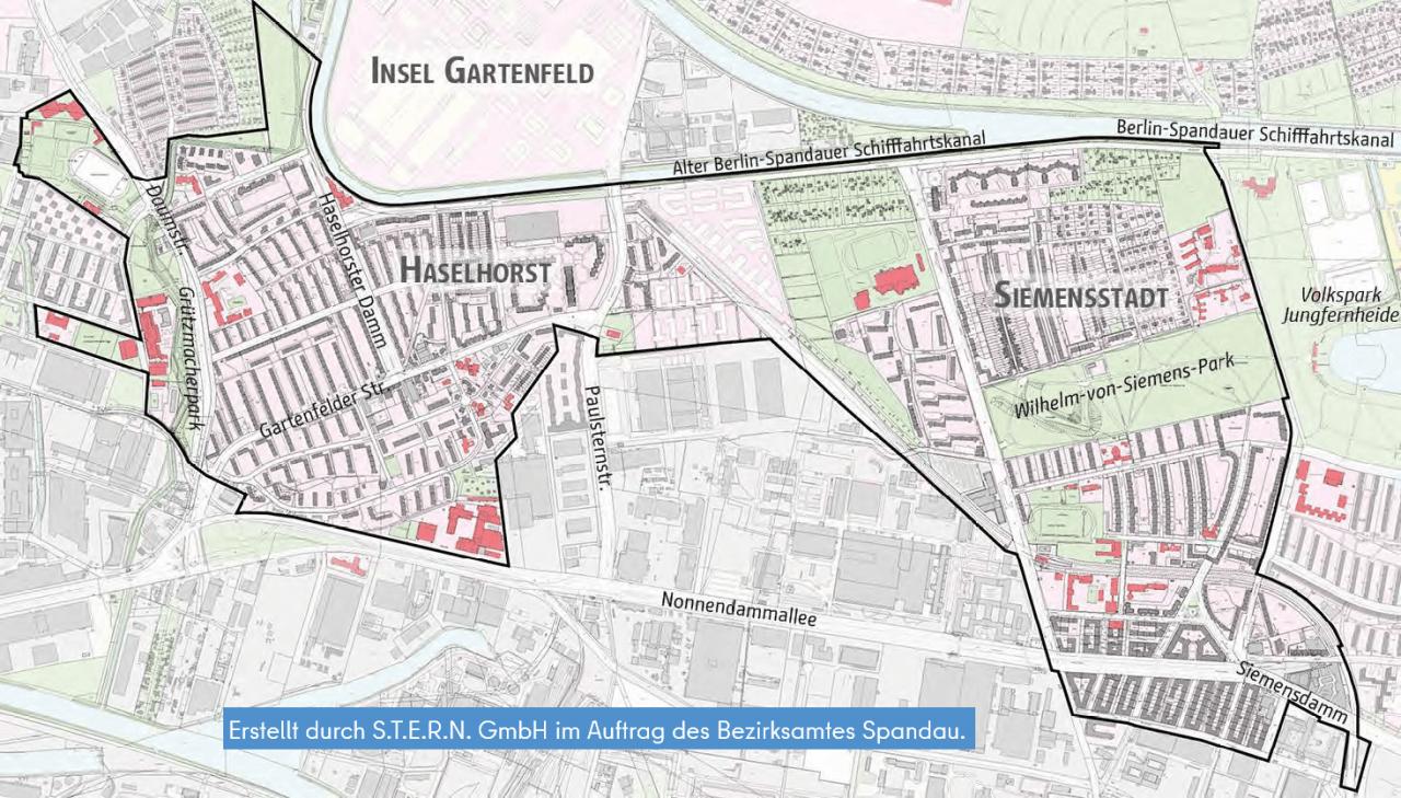 ISEK Haselhorst Bauprojekt