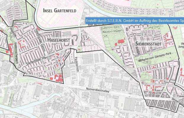 ISEK Haselhorst / Siemensstadt